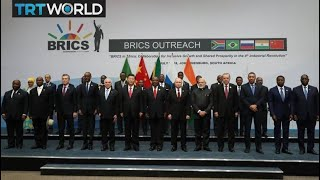 Turkey attends BRICS summit and protestors demand jobs and services in Iraq