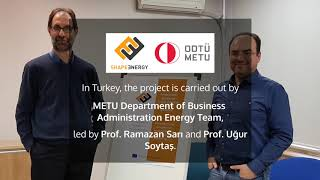 SHAPE ENERGY Turkey - About The Project (in English)