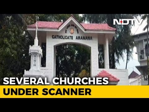 Xxx Mp4 Kerala Church Struggles With Sexual Abuse Allegations Against Priests 3gp Sex