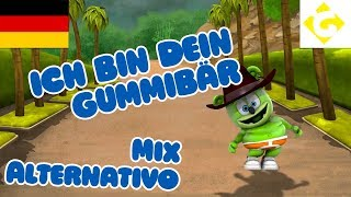 "Ich Bin Dein Gummibär - ""Gummy Bear Song"" Versão Alemã (Mix Alternativo)"
