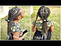 Download Video Download Quick Easy Box Braid Hairstyle 3GP MP4 FLV