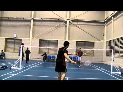 MS Andy Kwong vs XXX Gosen NSW Open