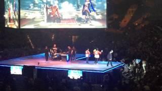 REACTION - JUBEI & BLAZBLUE, PERSONA, RWBY & UNIEL CROSSOVER GAME TRAILER!