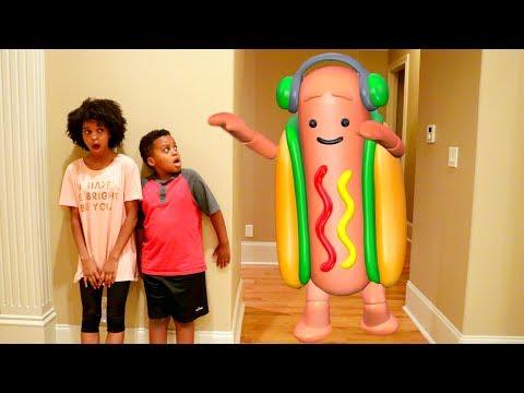 Xxx Mp4 DANCING HOT DOG Vs Shiloh And Shasha Onyx Kids 3gp Sex