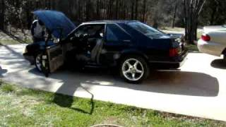 1990 Ford Mustang LX 5.0 with FRPP B303 cam