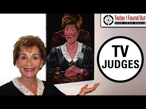How Did Judge Judy Get Her Gig