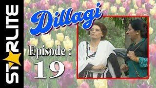 Dillagi, Episode 19, Top Pakistani Drama, URDU Comedy, Drama Serial Kashif Mehmood, Naseem Vicky
