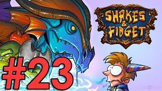 150 hub pápá a podzemko - Shakes & Fidget #23