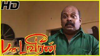 Padaiveeran  Padaiveeran full movie comedy scenes   Latest Tamil Movie Comedy   Vijay Yesudas Comedy