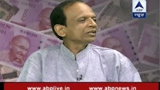 Meet 'Chanakya' of note ban, Anil Bokil on ABP News