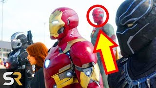 10 Important Details In Captain America: Civil War You Totally Missed
