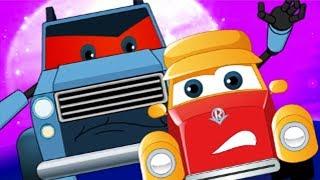 The Super Villian | Super Car Royce Videos For Children