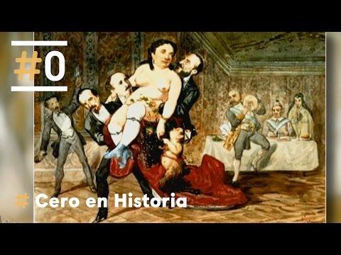 Cero en Historia: Becquer y Valle Inclán, ¿pornógrafos o asesinos? #CeroEnHistoria3 | #0