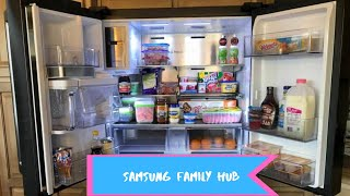 Samsung Family Hub Refrigerator Review