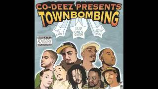 These Days- Spank Pops, Otayo Dubb, Mike Marshall, Pep Love - from Townbombin Mixtape