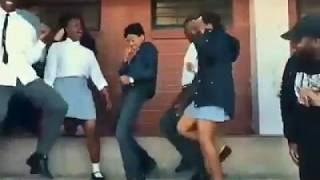 SA High School kids  Dance New Mzansi Move