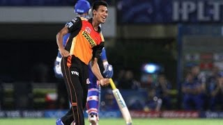Mustafiz 3 wickets vs Mumbai Indians in IPL 2016 HD
