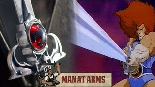 Sword of Omens (Thundercats) - MAN AT ARMS