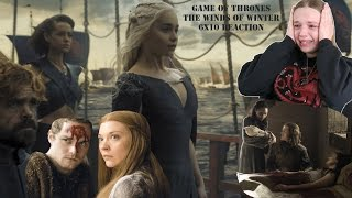 Game of Thrones episode 6x10 'The winds of winter' reaction