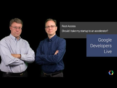 Root Access Should I take my startup to an accelerator