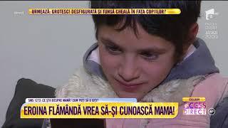 Drama eroinei de 10 ani, care a preferat să rămână flămândă, decât să ia borseta doldora cu bani