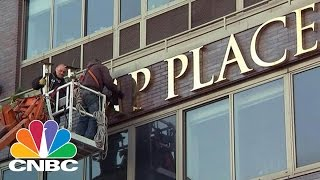 Donald Trump's Name To Be Removed From 'Trump Place' Buildings | CNBC