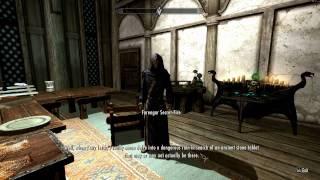 Elder Scrolls V: Skyrim Walkthrough in 1080p, Part 12: Jarl Balgruuf of Whiterun (PC Gameplay)