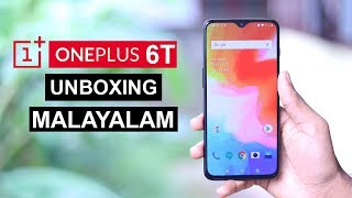 One Plus 6t Unboxing Malayalam