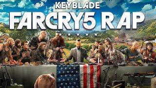 FAR CRY 5 RAP - Amén | Keyblade