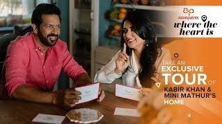 Asian Paints Where The Heart Is Season 2 featuring Kabir Khan & Mini Mathur