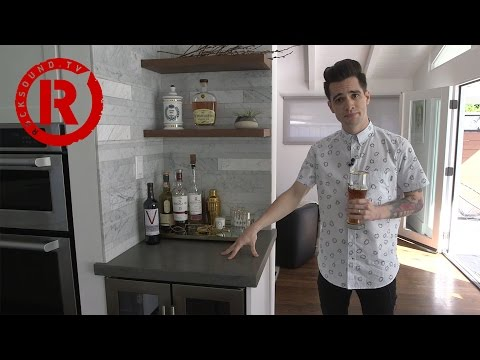 At Home With Panic At The Disco