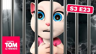 The Yes Girl - Talking Tom and Friends | Season 3 Episode 23