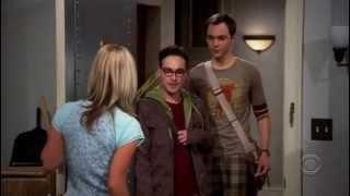The Big Bang Theory Season 1 - 1x01 Meeting Penny