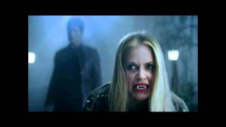True Blood - S04E08 - Witches VS Vampires Cemetary Fight