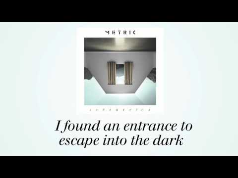 METRIC - Artificial Nocturne (Official Lyric Video)