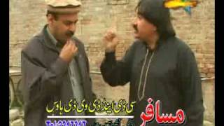 Ismail shahid full comedy Pashto Drama AKU BAKU part 8
