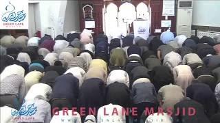 Day 18 - Taraweeh Prayer: Shaykh Ahmad Al-Ubaydi/Qari Zakaullah Saleem/Qari Yusuf Zia