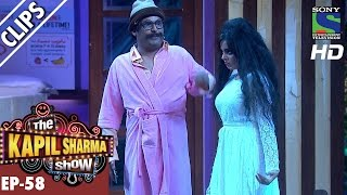 When Rajesh Arora met the witch -The Kapil Sharma Show–6th Nov 2016