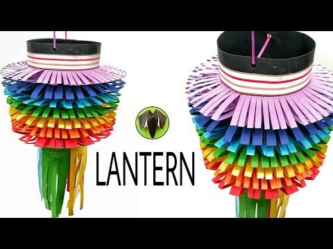 Xxx Mp4 Rainbow Lantern For Diwali Christmas Eid DIY Tutorial By Paper Folds 935 3gp Sex