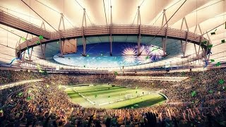 Top 10 : Maiores Públicos da História do Futebol Mundial ( Feat Lances )