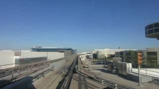 Riding the Houston Skyway