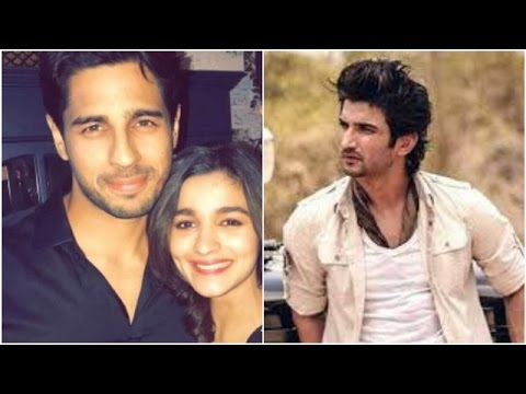 Sidharth Missed An Award Show To Be With Alia | Sushant On Being Talked About