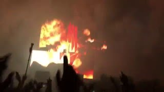 Skrillex Intro Okeechobee Music & Arts Festival 2016