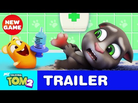 Xxx Mp4 Can You Handle My Talking Tom 2 NEW GAME Official Trailer 2 3gp Sex