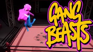 Gang Beasts - Time to Play the Game [Father Vs. Son]