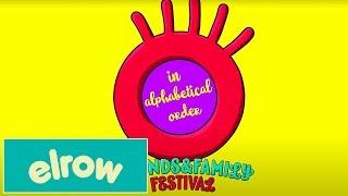 elrow Friends & Family Festival - Full Line Up