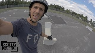 THE WORST SKATEPARK EVER!