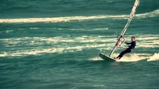 At Home - Episode 2 - Windsurf [Wave in light wind]