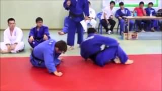 Reverse morote-seoi-nage