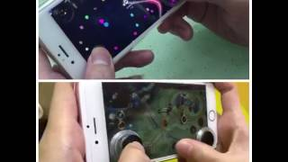 PHONE JOYSTICK ( FOR ALL DIFFERENT KIND OF TOUCH SCREEN MOBILE )